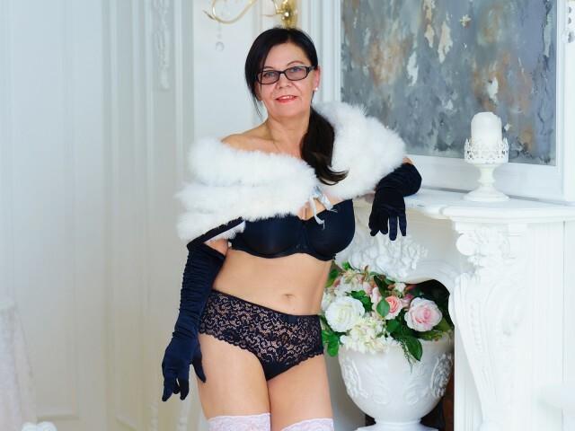 Sexy webcam show met maturedesire