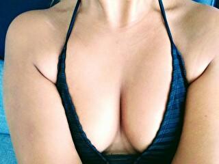Sexy webcam show met leah