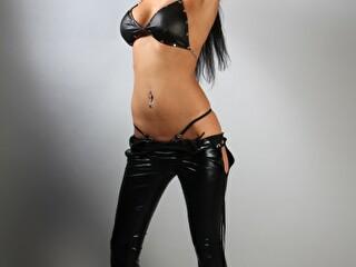 Sexy webcam show met sebriena