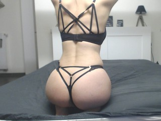 Sexy webcam show met arani