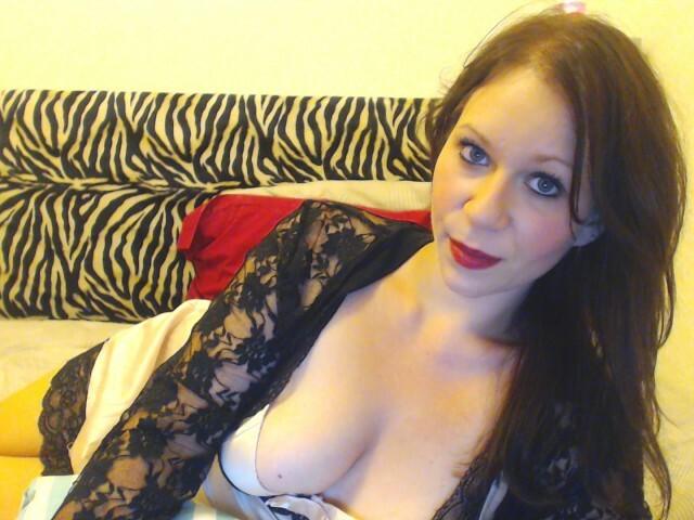 Sexy webcam show met tentation