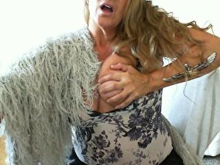 Sexy webcam show met liesjebisex