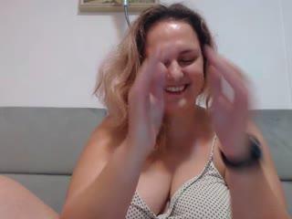Sexy webcam show met curvyrose