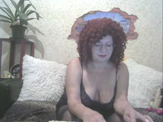 Sexy webcam show met merryberry77