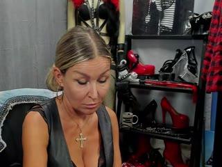Sexy webcam show met crystalmutti