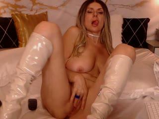 Sexy webcam show met sweetariell