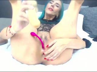 Sexy webcam show met debora1