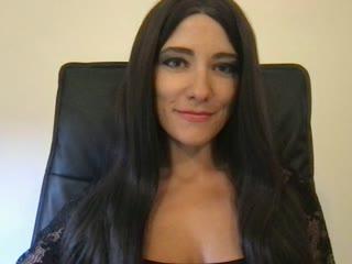 Sexy webcam show met alveana