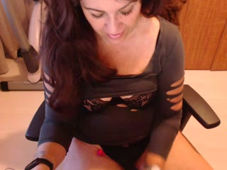 Sexy webcam show met angelien