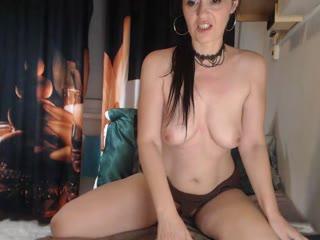 Sexy webcam show met 2apriloneil