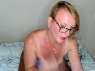Sexy webcam show met natalia