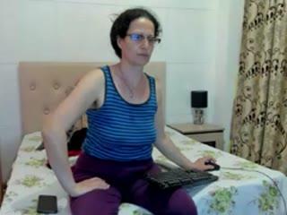 Sexy webcam show met hotnhairy36