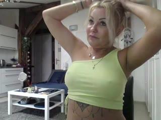 Sexy webcam show met panterahot
