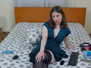 Sexy webcam show met lady3