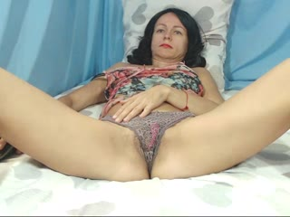 Sexcam avec 'candyfox'
