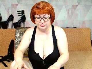 Sexy webcam show met misstanja