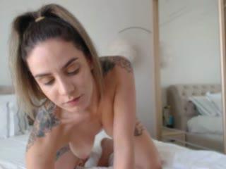 Sexy webcam show met nellybliss
