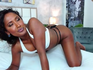 Sexy webcam show met shania